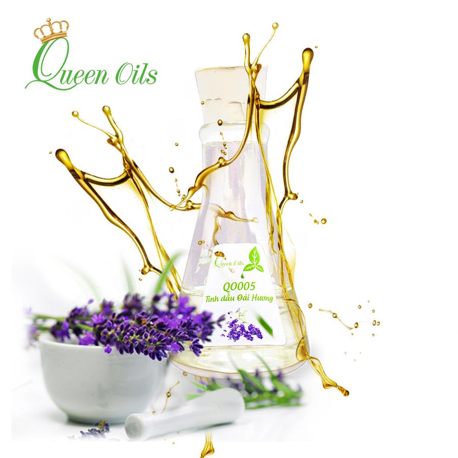 Kết quả hình ảnh cho tinh dầu oải hương queen oils